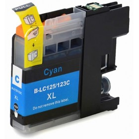 Brother LC 135XL Cyan Compatible Ink Cartridge