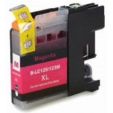 Brother LC 135XL Magenta Compatible Ink Cartridge