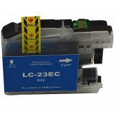 Brother LC 23E Cyan Compatible Ink Cartridge