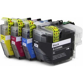 Brother LC 3329XL Compatible Value Pack