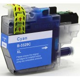 Brother LC 3329XL Cyan Compatible Ink Cartridge