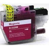 Brother LC 3329XL Magenta Compatible Ink Cartridge