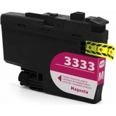 Brother LC 3333M Magenta Compatible Ink Cartridge
