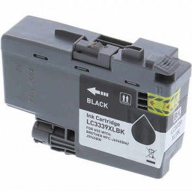 Brother LC 3339XL Black Compatible Ink Cartridge