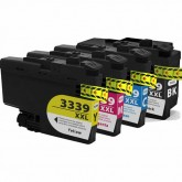 Brother LC 3339XL Compatible Value Pack