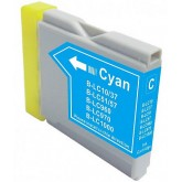 Brother LC 37C Cyan Compatible Ink Cartridge