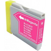 Brother LC 37M Magenta Compatible Ink Cartridge