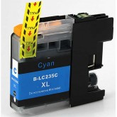 Brother LC235XL Cyan Compatible Ink Cartridge