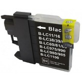 Brother LC38BK Black Compatible Ink Cartridge
