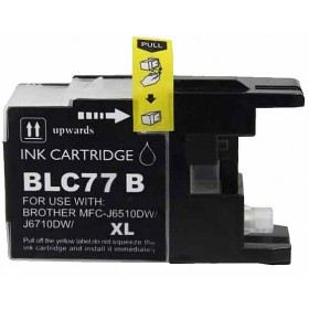 Brother LC77XL High Yield Black Compatible Ink Cartridge