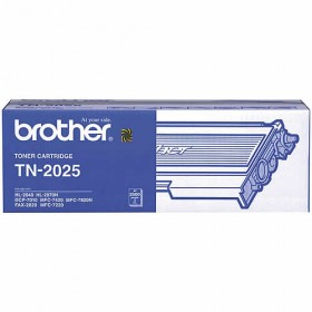 Brother TN 2025 Genuine Toner Cartridge