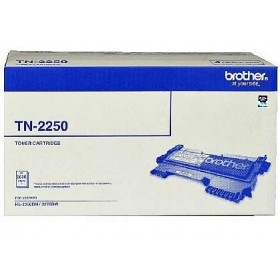 Brother TN 2250 Genuine Toner Cartridge