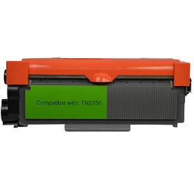 Brother TN 2350 Compatible Toner Cartridge