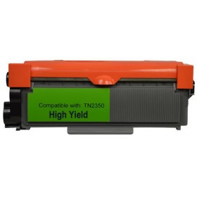Brother TN 2350 High Yield Compatible Toner Cartridge