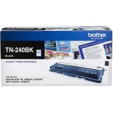 Brother TN 240BK Black Genuine Toner Cartridge