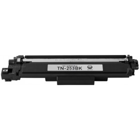 Brother TN 253BK Black Compatible Toner Cartridge