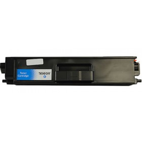 Brother TN 340C Cyan Compatible Toner Cartridge