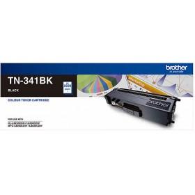 Brother TN 341BK Black Genuine Toner Cartridge