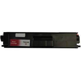 Brother TN 348M Magenta Compatible Toner Cartridge