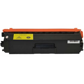 Brother TN 348Y Yellow Compatible Toner Cartridge