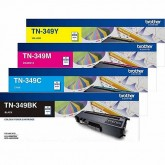 Brother TN 349 Genuine Value Pack