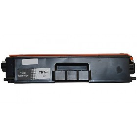 Brother TN 349BK Black Compatible Toner Cartridge