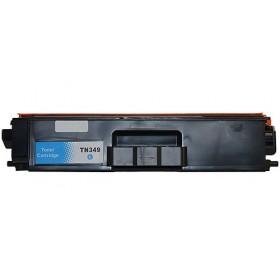 Brother TN 349C Cyan Compatible Toner Cartridge