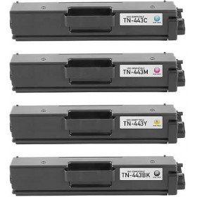 Brother TN 443 Compatible Value Pack ( TN443 / TN441 )