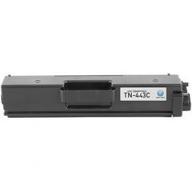 Brother TN 443 Cyan Compatible Toner Cartridge ( TN443 / TN441 )