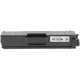 Brother TN 443 Magenta Compatible Toner Cartridge ( TN443 / TN441 )