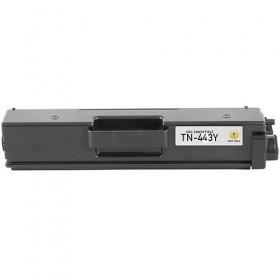 Brother TN 443 Yellow Compatible Toner Cartridge ( TN443 / TN441 )