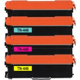 Brother TN 446 Compatible Value Pack