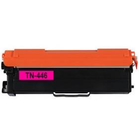 Brother TN 446 Magenta Compatible Toner Cartridge