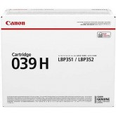 Canon CART 039ii Genuine Toner Cartridge