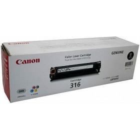 Canon Cart 316 Black Genuine Toner Cartridge