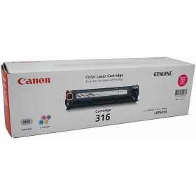 Canon Cart 316 Magenta Genuine Toner Cartridge