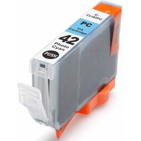 Canon CLI-42 Photo Cyan Compatible Ink Cartridge