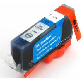 Canon CLI 521C Cyan Compatible Ink Cartridge