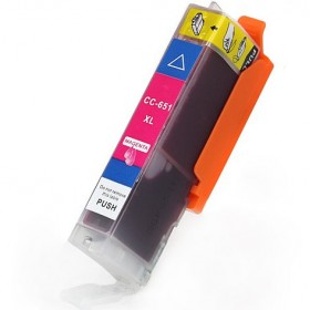 Canon CLI 651XL Magenta Compatible Ink Cartridge