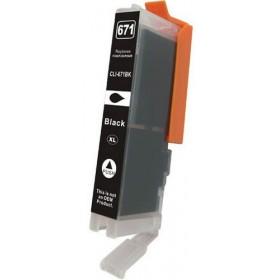 Canon CLI-671XL Black Compatible Ink Cartridge