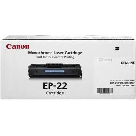 Canon EP 22 Genuine Toner Cartridge