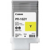 Canon PFI102Y Yellow Ink Cartridge