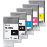 Canon PFI107 Value Pack
