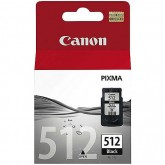 Canon PG 512 High Yield Black Genuine Ink Cartridge