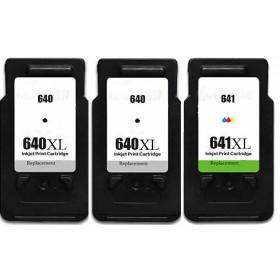 Canon PG 640XL / CL 641XL Compatible Value Pack