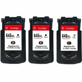 Canon PG 645XL / CL 646XL Compatible Value Pack