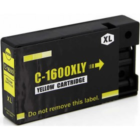 Canon PGI-1600XL Yellow Compatible Ink Cartridge