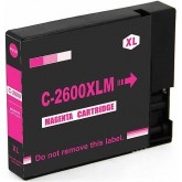 Canon PGI-2600XL Magenta Compatible Ink Cartridge