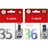 Canon PGI-35 / CLI-36 Genuine Ink Cartridges