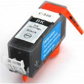 Canon PGI 520BK Black Compatible Ink Cartridge